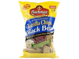 GF Black Bean Tortilla Chips 10oz