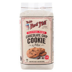 GF Chocolate Chip Cookie Mix 22 oz