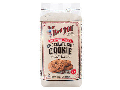 GF Gluten Free Chocolate Chip Cookie Mix 22oz