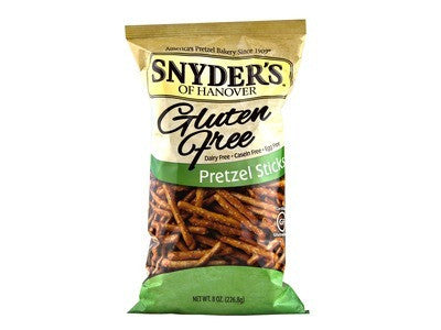 GF Pretzel Sticks 8oz