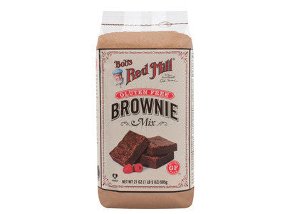 GF Brownie Mix  21 oz