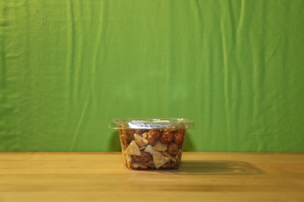 Hot Cajun Snack Mix