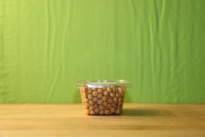 Roasted and Salted Chick Peas