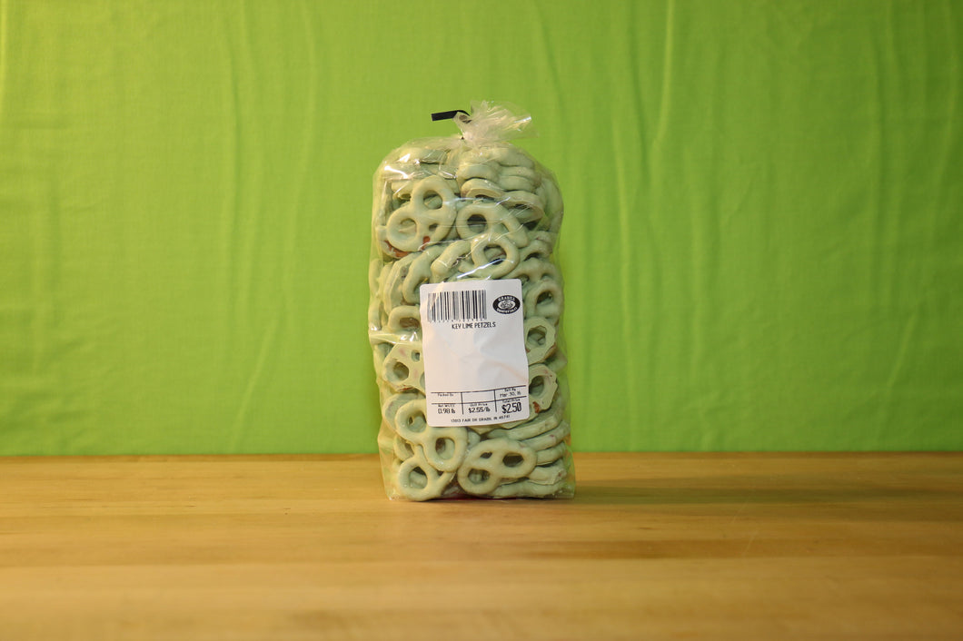 Key Lime Pretzels