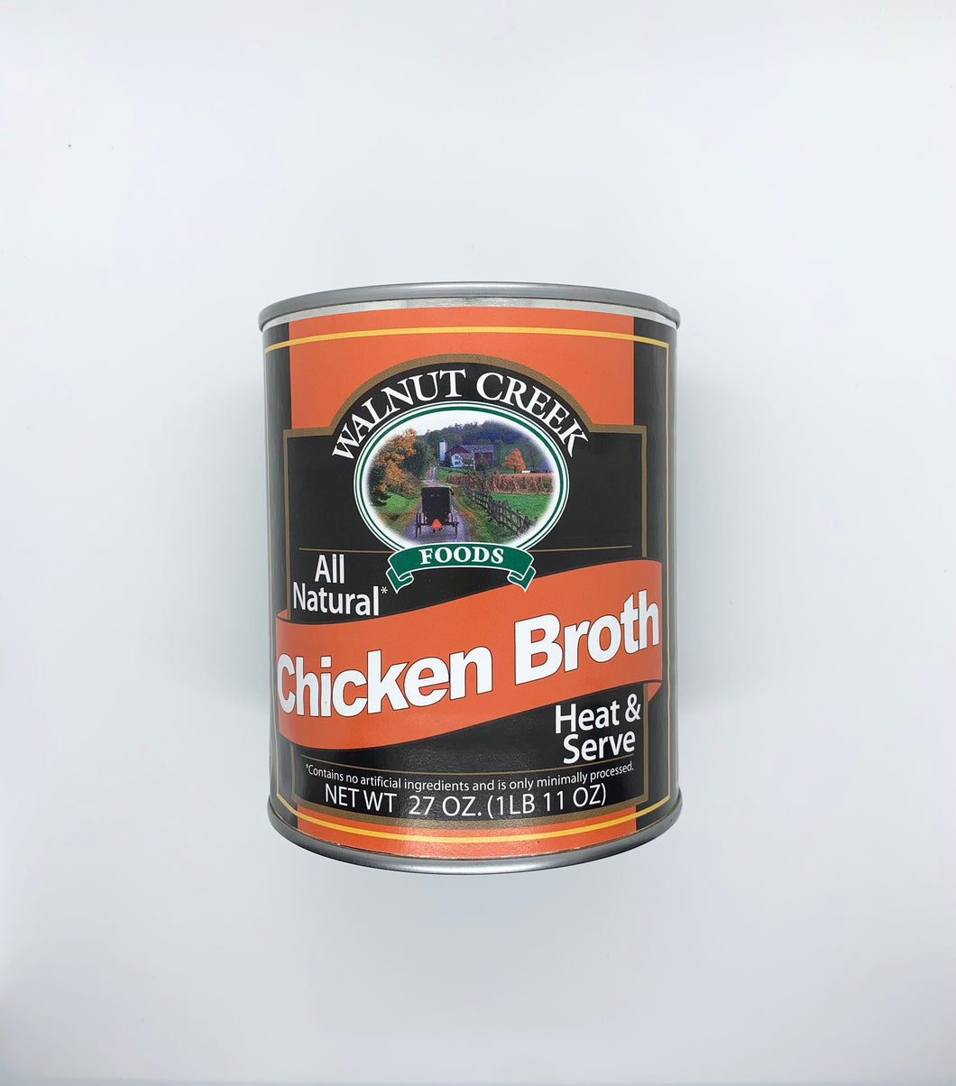 Chicken Broth 27oz