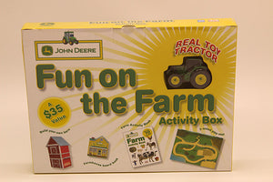 Fun on the Farm Activity Box