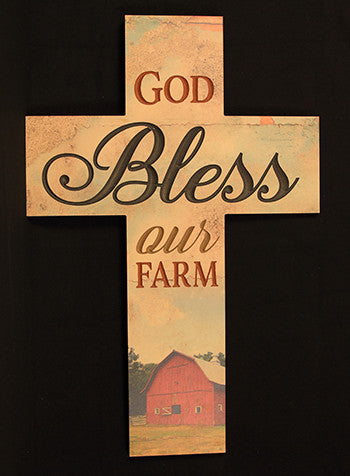God Bless our Farm