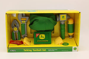 John Deere Talking Toolbelt Set