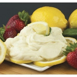 Natural Lemon Cheesecake Dip Mix