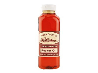 Tenderpop Peanut Oil