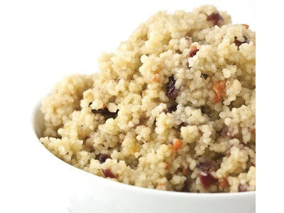 Whole Wheat Couscous with Cranberries