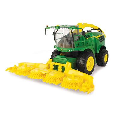 TOMY John Deere Big Farm 8600 Self-Propelled Forage Harvester Vehicle