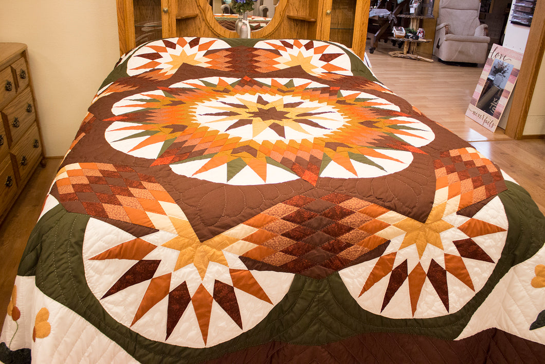 Dream Weaver Quilt