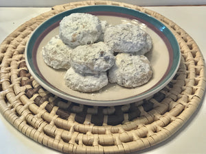 Amish Wedding Cookies
