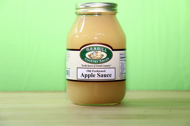 Old Fashioned Apple Sauce