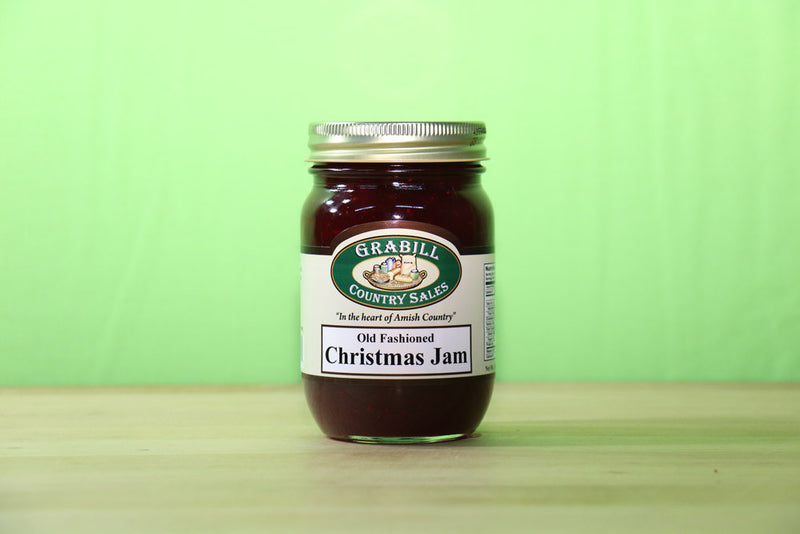 Old Fashioned Christmas Jam
