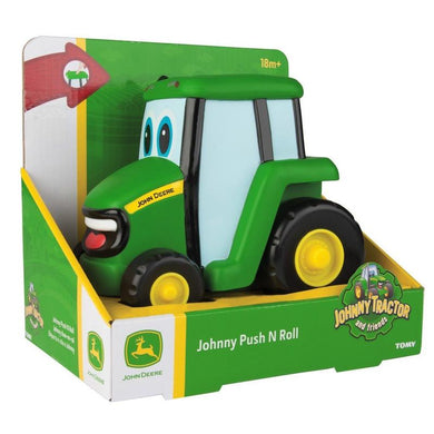 JOHN DEERE JOHNNY PUSH & ROLL