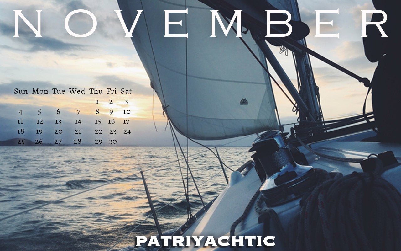 Free gift from us -- with thanks and gratitude -- November digital wallpaper is here