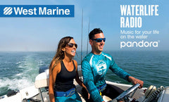 west marine waterlife radio pandora channel