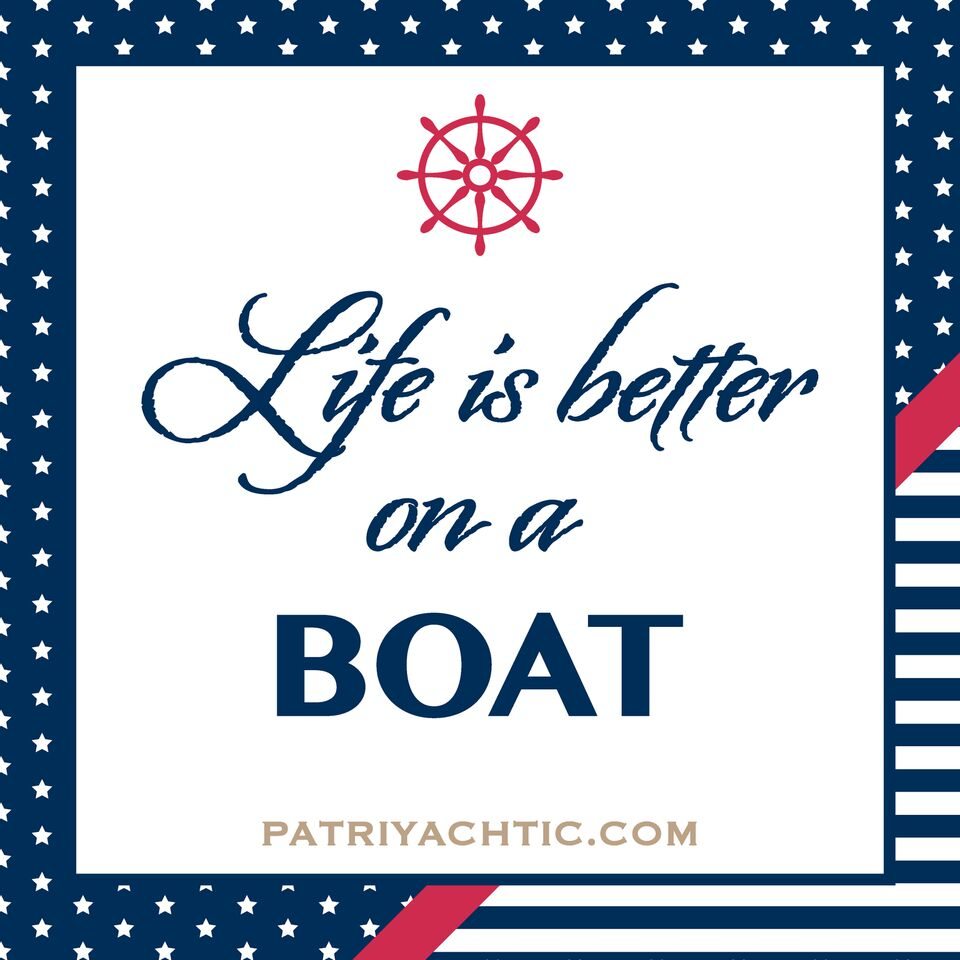 Life Is Better on a Boat T-Shirt