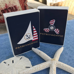Below Deck Playing Cards - Propeller