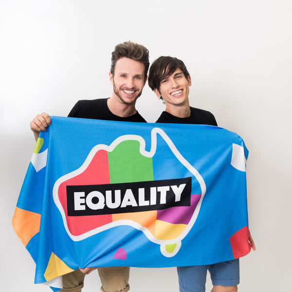 Equality Beach Towel