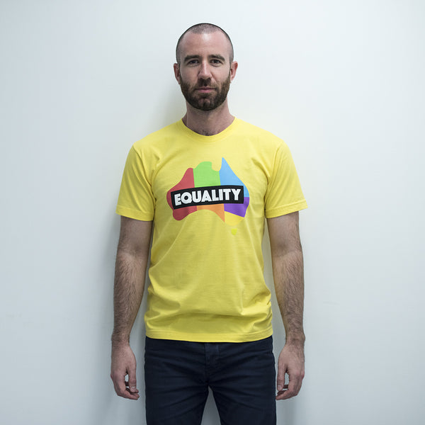 Equality T-Shirt - Colour