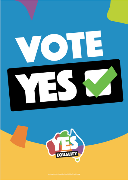 YES Poster Pack