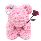 Cherry Blossom Stemmed Bear *Flash Sale*