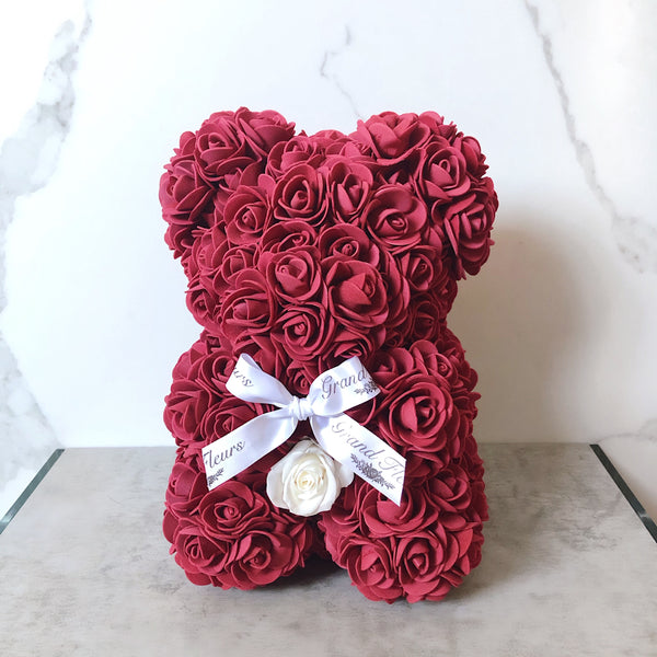 Wine Red Baby Bear (Black Friday Special)