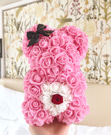 Pink Baby Heart Bear Mother's Day Special