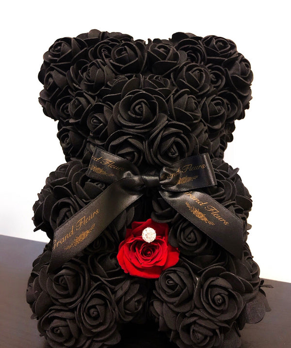 Black and Red Baby Bear Special