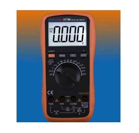 Digital Clamp Meter - Shyam Corporation