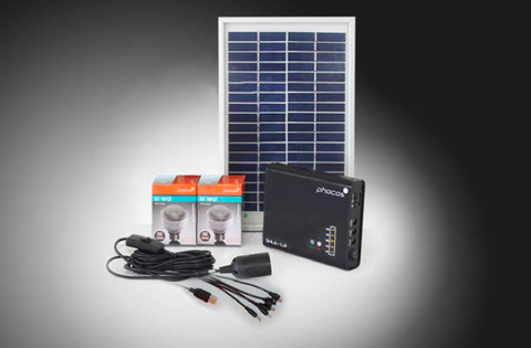 Solar Home Lighting System 20W