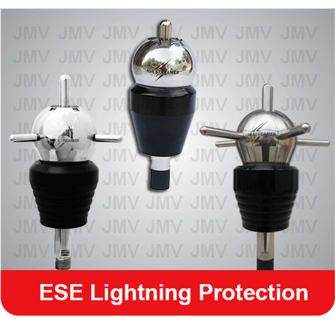 ESE Lightning Arrestor - Shyam Corporation