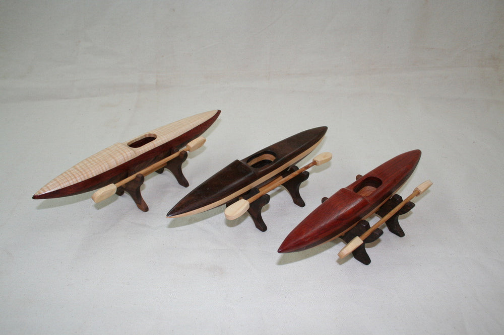 Wood Kayak
