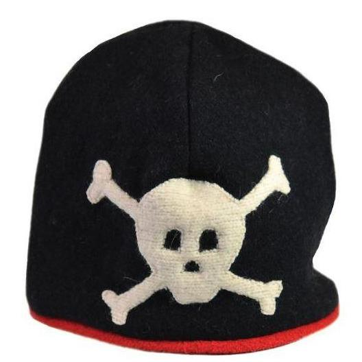 Upcycled Sweater Pirate Hat