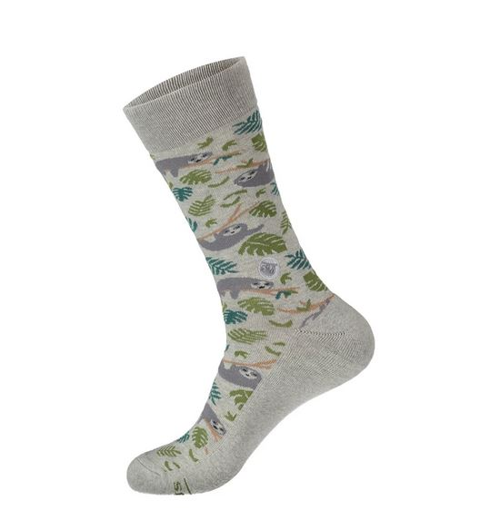 Sloth Socks That Protect Critical Wildlife Habitats