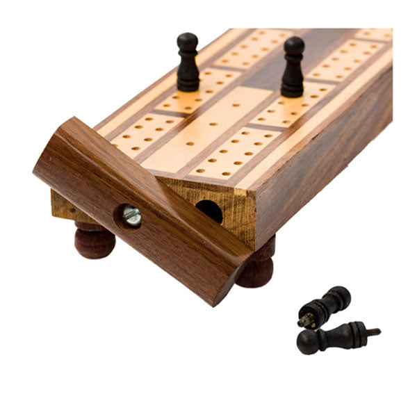 Fair Trade Wood Cribbage Game