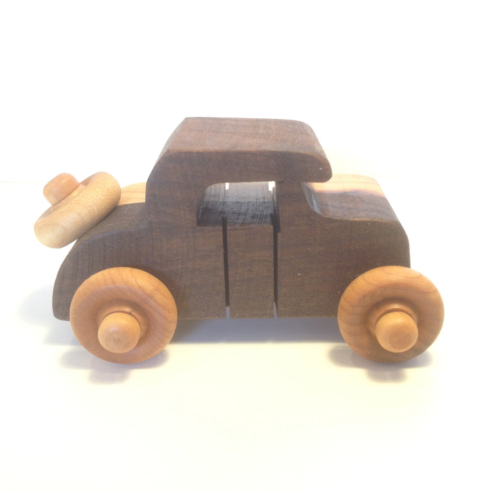 Wood Mini Roadster