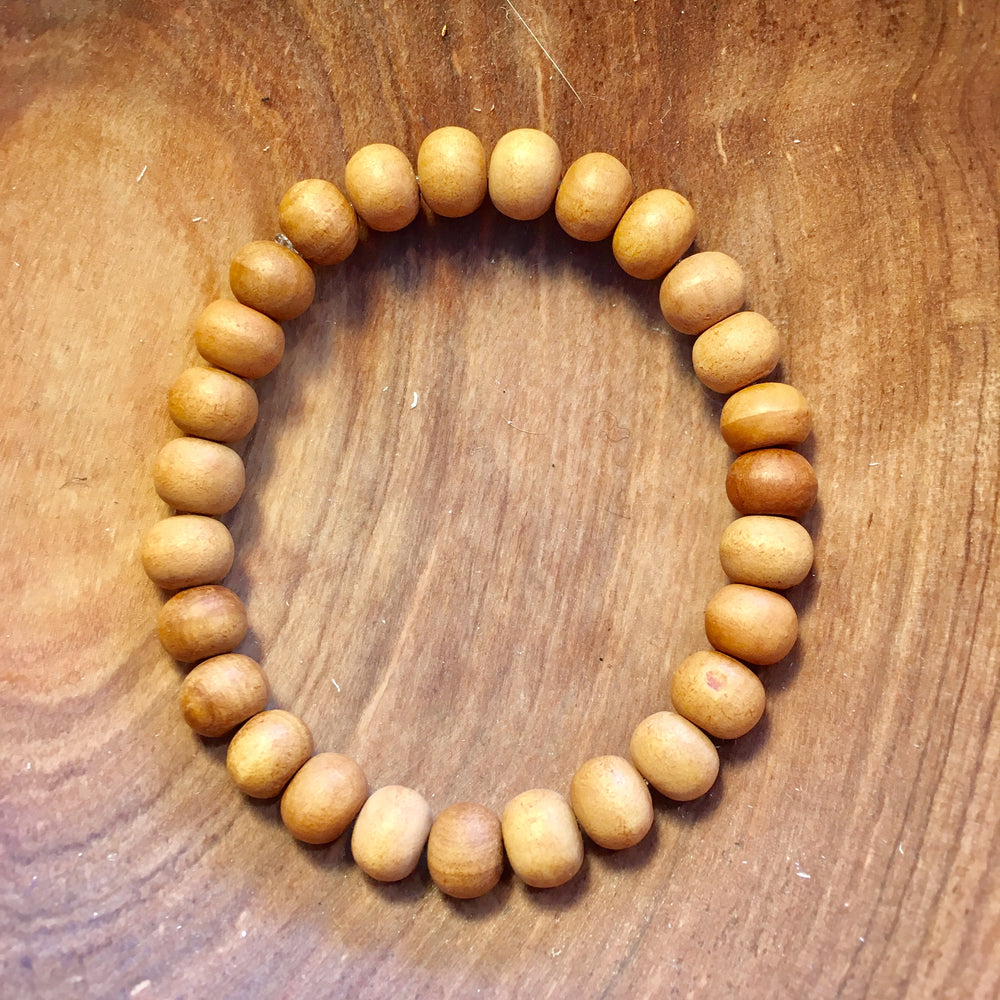 Fair Trade Sandalwood Bracelet