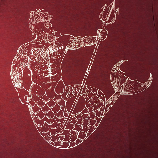 Helltown Merman Tee Shirt