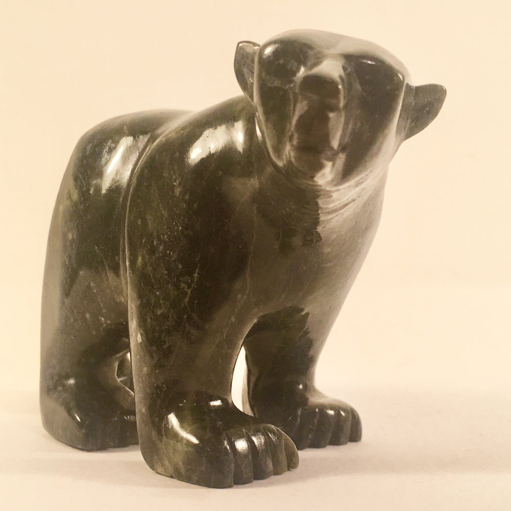 Cape Dorset Large Walking Bear