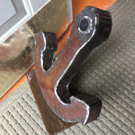Recycled Steel Anchor Doorstop