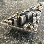 Cast Aluminum City Box