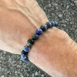 Fair Trade Semi Precious Stone Bead Bracelets