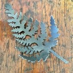 Wrought Iron Fern Basket