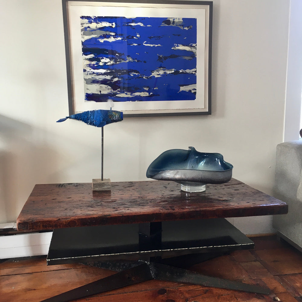Angle Iron Coffee Table