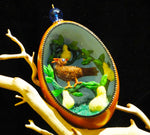 Partridge In A Pear Tree Goose Egg Ornament