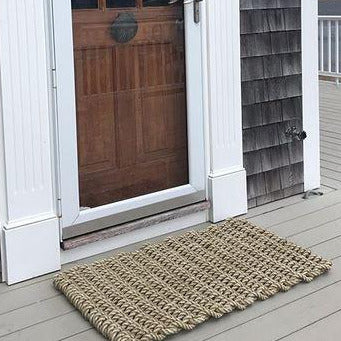 Lobster Trap Rope Door Mats